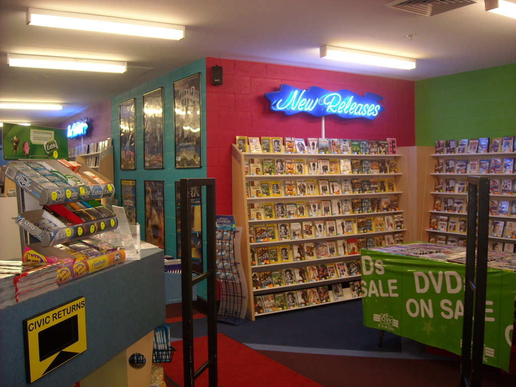 Company For Sale Dvd Store For Sale